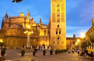 Yourandalusia.com - Travels in Andalucia - Tours in Southern Spain - Seville - Cathedral