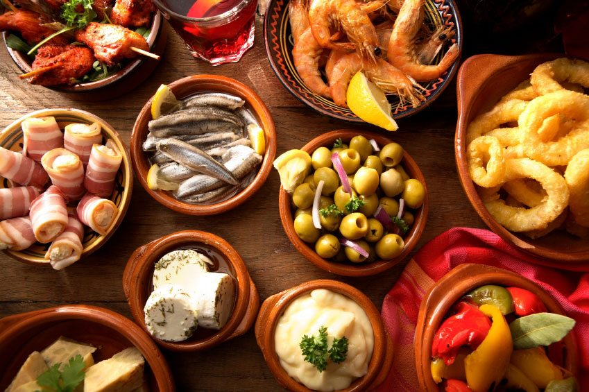 Yourandalusia.com - Travels in Andalucia - Tours in Southern Spain - Traditional Tapas
