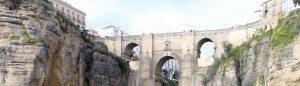Puente Nuevo bridge in Ronda, Andalucia, Spain