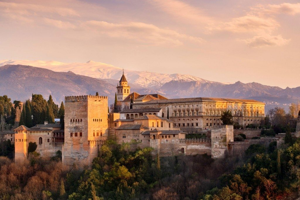 The Alhambra Palaces