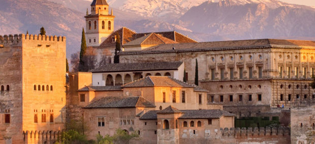 Yourandalusia.com - Travels in Andalucia - Tours in Southern Spain - The Alhambra - Granada Slider