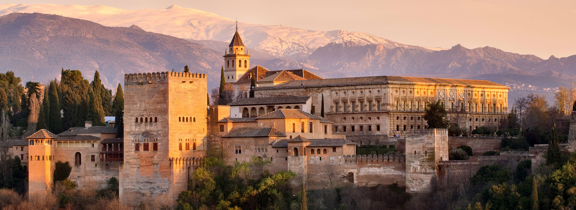 Yourandalusia.com - Travels in Andalucia - Tours in Southern Spain - The Alhambra - Granada - Slider